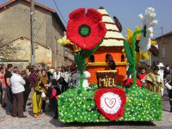 2007 - La ruche des donneurs de sang