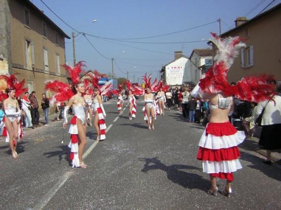 2007 - Les majorettes de Limoges