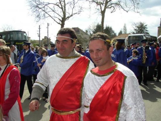 2008 - Jacq'ouille et Domino