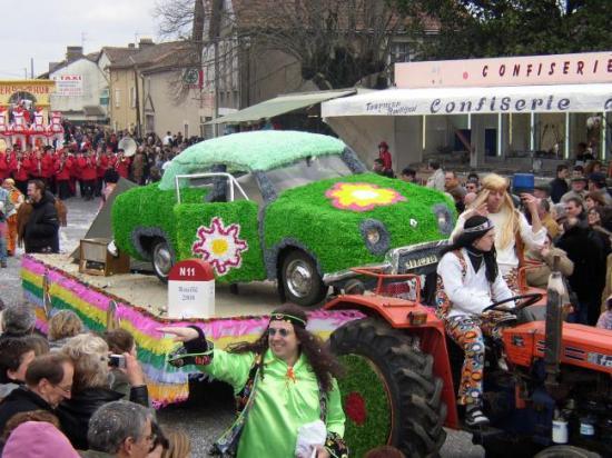 2008 - La Dauphine le jour