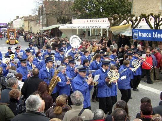 2008 -   Musique d'Erquinghem-Lys