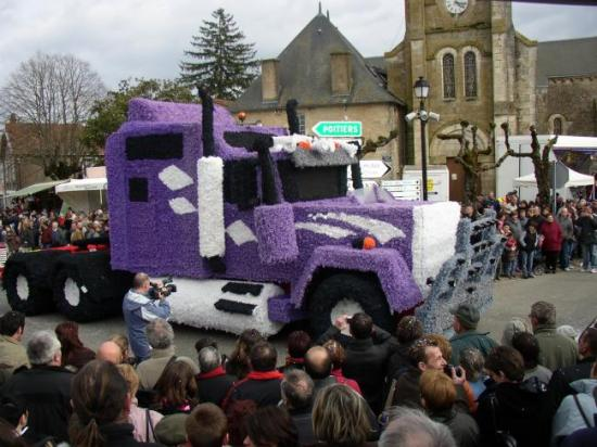 2008 - Le camion