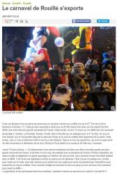 Article Carnaval Saintes